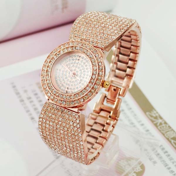c6aea92016703 Diamond Watches Ideas : 24 Most Luxury Watches For Women And How To ...