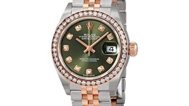 Rolex Watches Collection For Women   Rolex Lady Datejust Olive Green Dial  Diamond Automatic Watch 279381OGDJ   Click ... - Watches Topia - Watches   Best ... c426841072