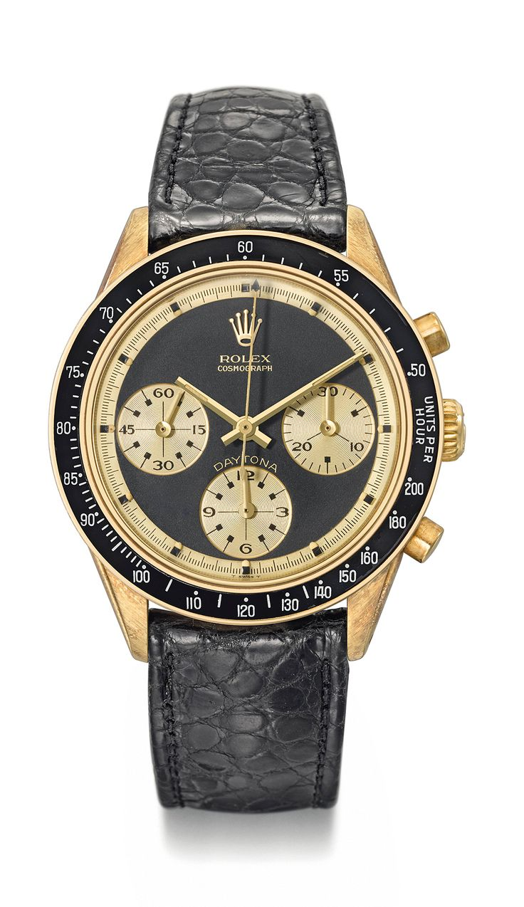 Rolex Watches Collection : 8 Highlights from Christie's All